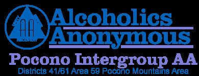Pocono Intergroup AA